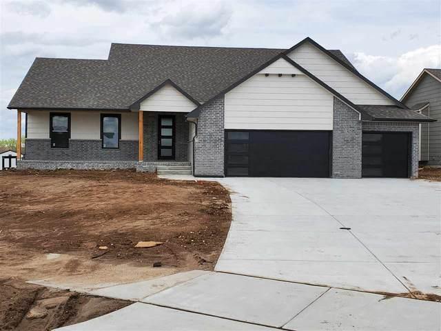 8310 E 33rd St S, Wichita, KS 67210 (MLS #580378) :: Preister and Partners   Keller Williams Hometown Partners