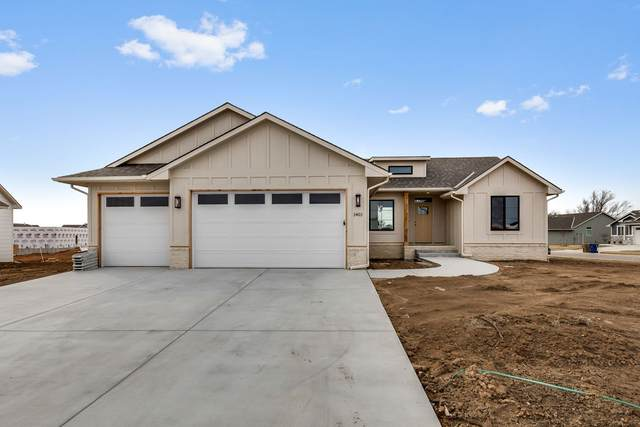 3403 S Lori St, Wichita, KS 67210 (MLS #580381) :: Jamey & Liz Blubaugh Realtors