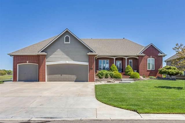 150 S Blue Bells Ct., Garden Plain, KS 67050 (MLS #580384) :: Keller Williams Hometown Partners