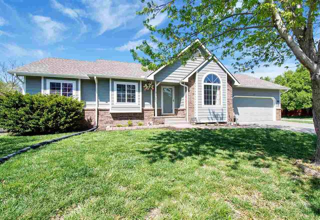 201 S Warren Ave, Rose Hill, KS 67133 (MLS #580409) :: On The Move