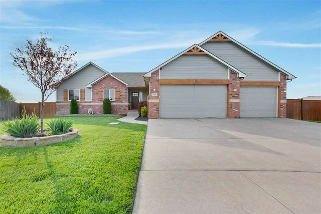2554 E Saint Andrew Ct, Goddard, KS 67052 (MLS #580432) :: Lange Real Estate