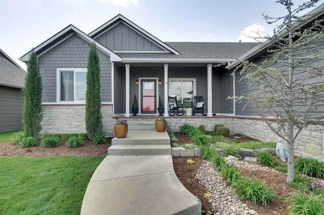 6230 W Kollmeyer Ct, Wichita, KS 67205 (MLS #580447) :: Lange Real Estate