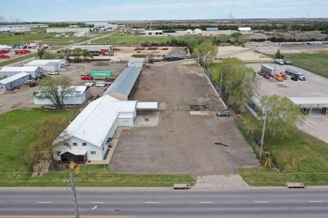 2012 W 6TH AVE, El Dorado, KS 67042 (MLS #580462) :: Lange Real Estate