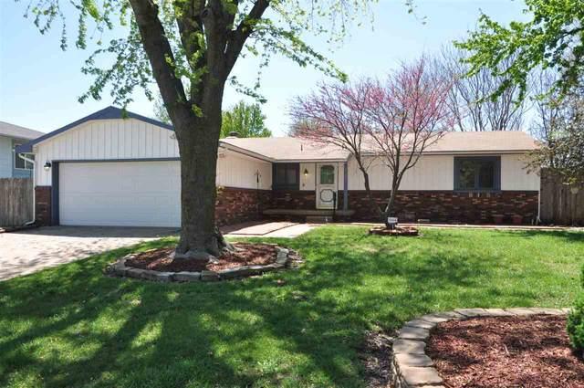 8503 W 17th St N, Wichita, KS 67212 (MLS #580511) :: Lange Real Estate