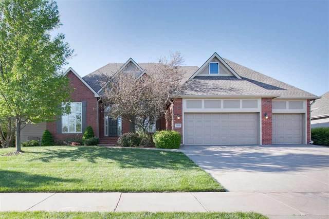 10301 E 19th St. N., Wichita, KS 67206 (MLS #580527) :: Graham Realtors