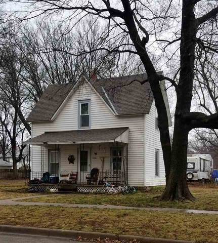 1014 Lowry, Winfield, KS 67156 (MLS #580548) :: Preister and Partners | Keller Williams Hometown Partners