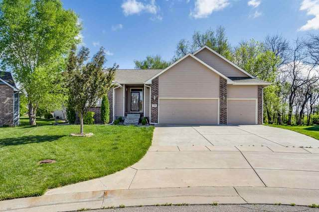 4706 Briargate Ct., Wichita, KS 67219 (MLS #580572) :: Lange Real Estate