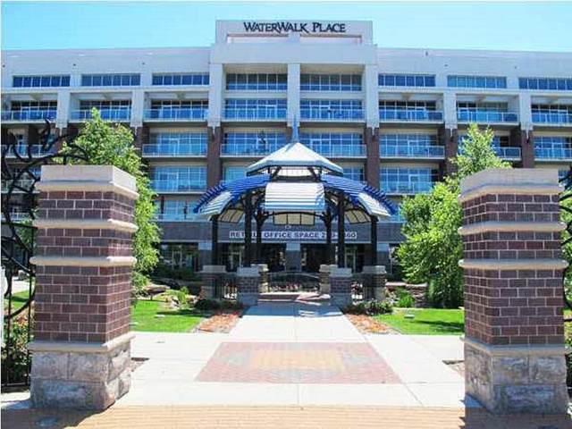515 S Main St Apt 504 # 504 Waterwalk, Wichita, KS 67202 (MLS #580597) :: Graham Realtors