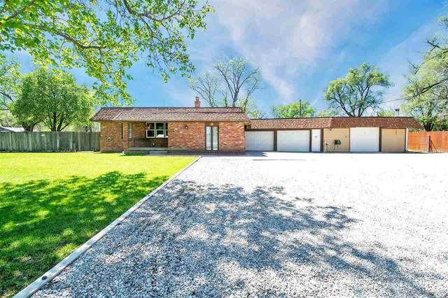 4945 N Sierra Dr, Wichita, KS 67205 (MLS #580599) :: On The Move