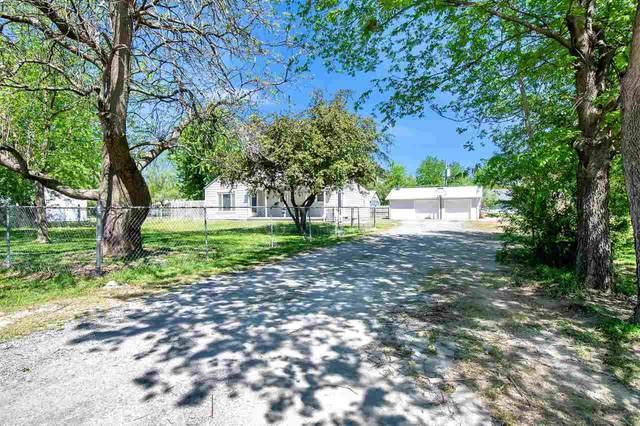 200 E 92nd St S, Haysville, KS 67060 (MLS #580630) :: Lange Real Estate