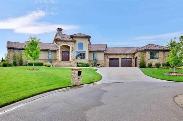 3027 N Den Hollow Ct, Wichita, KS 67205 (MLS #580653) :: Graham Realtors
