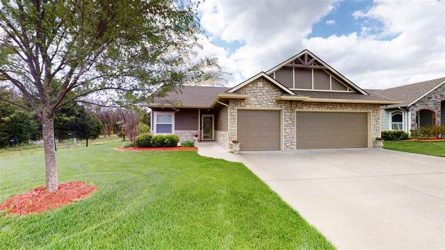 949 E Rivera Dr, Mulvane, KS 67110 (MLS #580658) :: Lange Real Estate