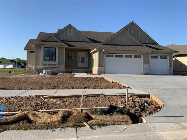 1106 E Summerchase, Derby, KS 67037 (MLS #580666) :: Lange Real Estate