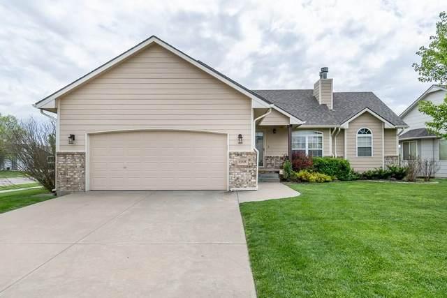 12325 E Mainsgate St, Wichita, KS 67226 (MLS #580668) :: Keller Williams Hometown Partners