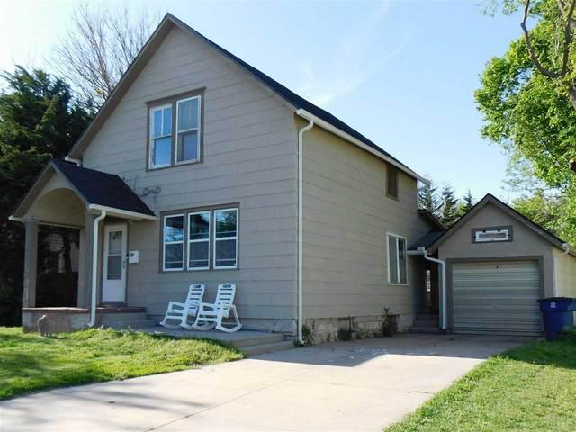 426 E 1st, Newton, KS 67114 (MLS #580670) :: Kirk Short's Wichita Home Team