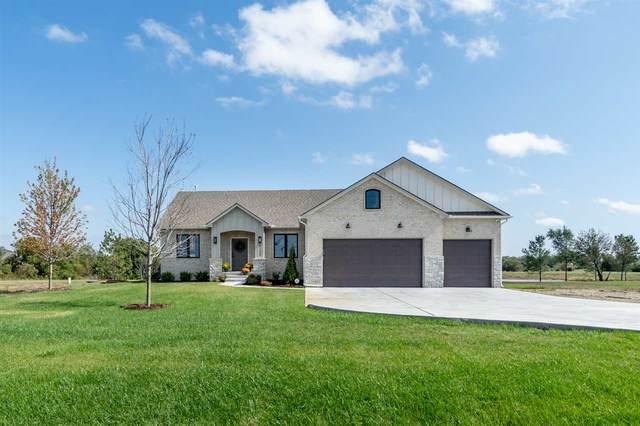 4120 S 119th Street W, Wichita, KS 67215 (MLS #580689) :: Lange Real Estate