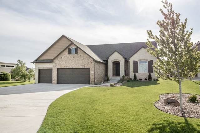 3830 N Lily Cir, Maize, KS 67101 (MLS #580712) :: Graham Realtors