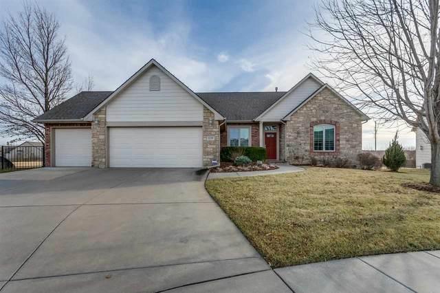 2228 N Sawgrass, Derby, KS 67037 (MLS #580714) :: Lange Real Estate