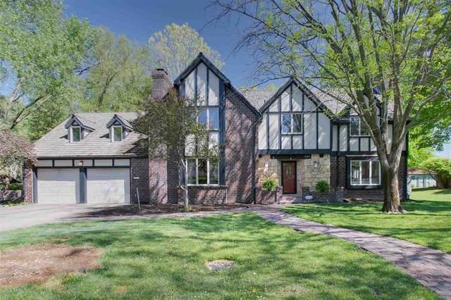 540 Prairie Rd, El Dorado, KS 67042 (MLS #580722) :: Lange Real Estate