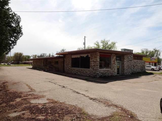 6155 E Harry 6157 E. Harry, Wichita, KS 67218 (MLS #580753) :: Jamey & Liz Blubaugh Realtors