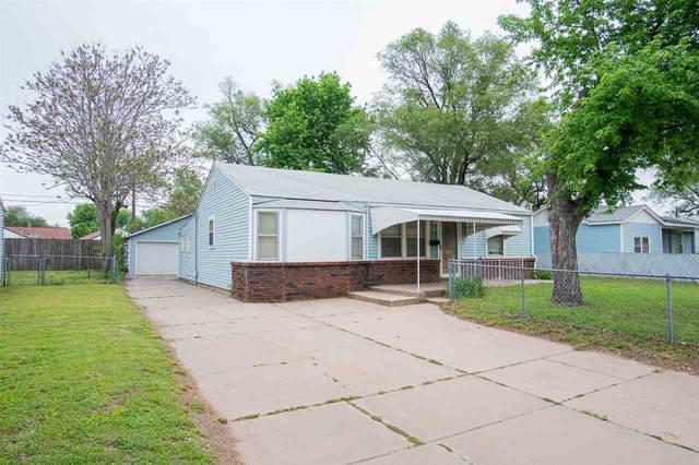 518 W 47th St. S, Wichita, KS 67217 (MLS #580754) :: Lange Real Estate