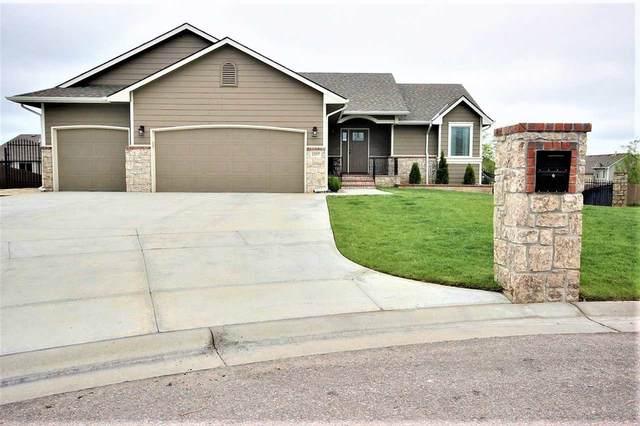 2257 S Tara Falls Ct, Wichita, KS 67207 (MLS #580756) :: Graham Realtors