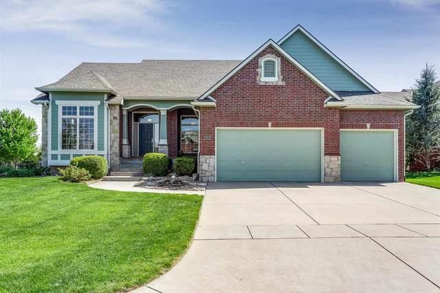 2901 N Pepper Ridge Ct, Wichita, KS 67205 (MLS #580760) :: Lange Real Estate
