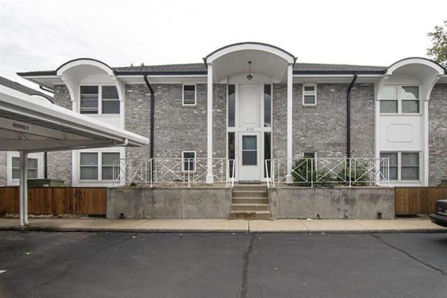 719 N Stackman Dr Unit B, Wichita, KS 67203 (MLS #580784) :: Lange Real Estate