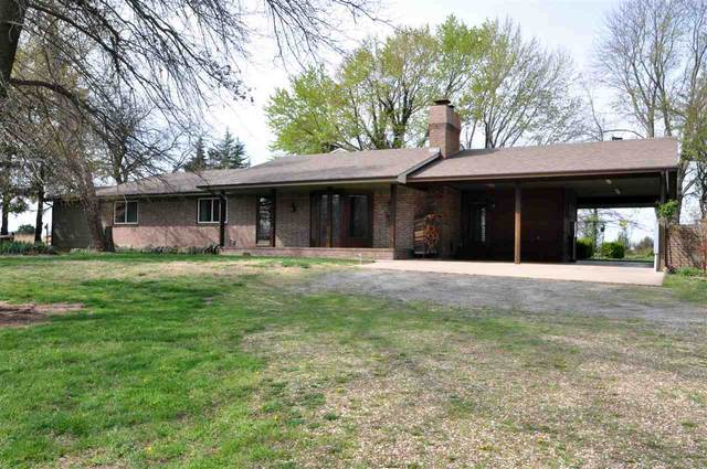565 E 110TH AVE N, Peck, KS 67120 (MLS #580789) :: On The Move