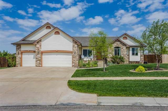 3024 N Rock Bridge St, Derby, KS 67037 (MLS #580813) :: Lange Real Estate