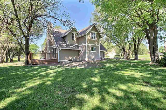 701 E 51st St N, Park City, KS 67219 (MLS #580820) :: Graham Realtors