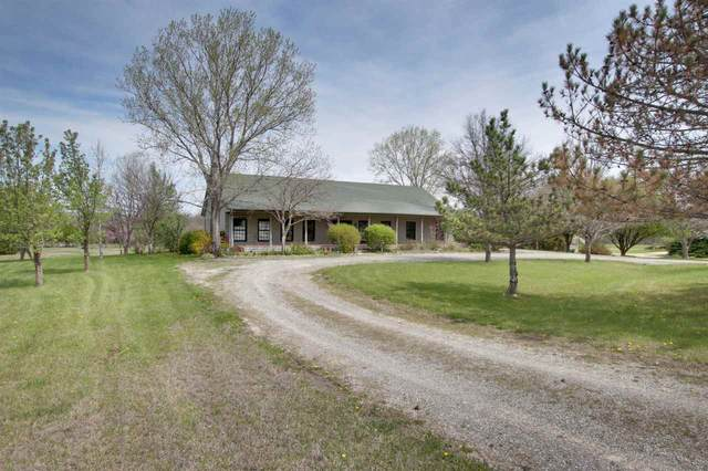 4340 SW Lakeview, Towanda, KS 67144 (MLS #580831) :: On The Move