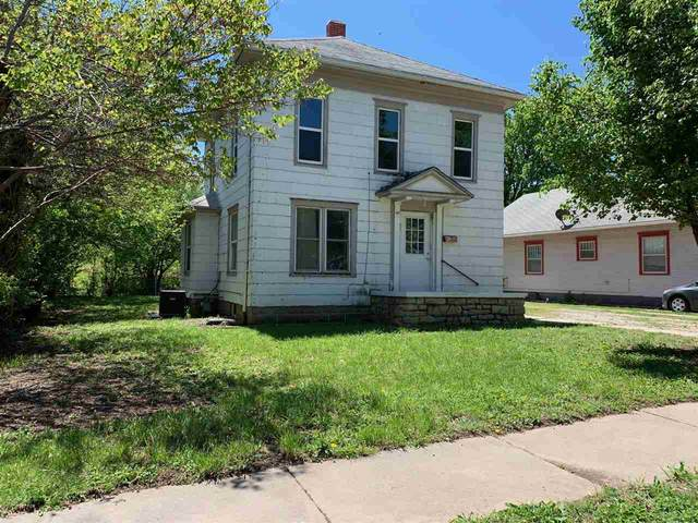 241 Main St, Augusta, KS 67010 (MLS #580834) :: Lange Real Estate