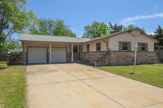 1004 S Governeour Rd, Wichita, KS 67207 (MLS #580853) :: Lange Real Estate
