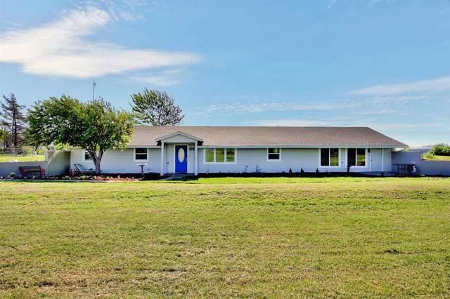 846 N 311th St W, Garden Plain, KS 67050 (MLS #580916) :: Graham Realtors