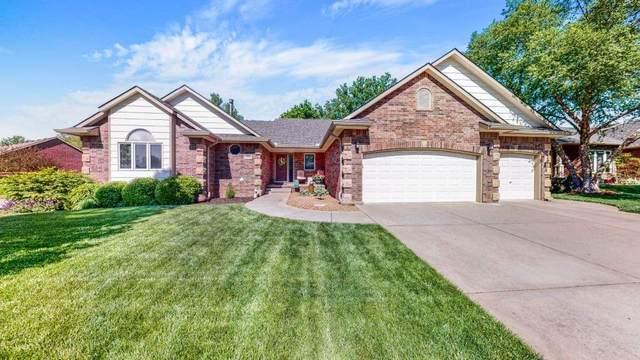 13698 W Highland Springs Ct, Wichita, KS 67235 (MLS #580918) :: Lange Real Estate