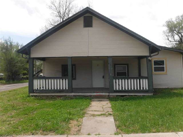 715 S Alleghany St, El Dorado, KS 67042 (MLS #580929) :: On The Move