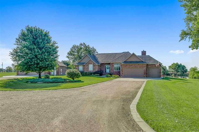 1050 N 199TH ST W, Goddard, KS 67052 (MLS #580944) :: Lange Real Estate