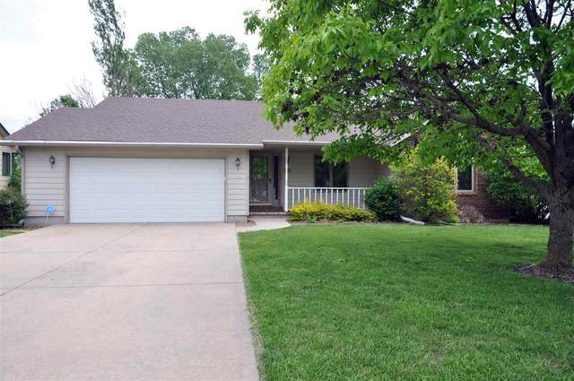 735 Quail Dr, Newton, KS 67114 (MLS #580980) :: Graham Realtors