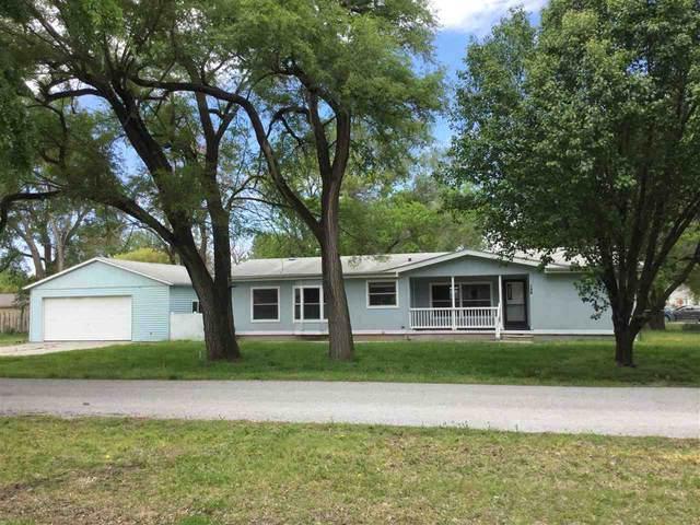 150 E Olive St, Benton, KS 67017 (MLS #581015) :: Lange Real Estate
