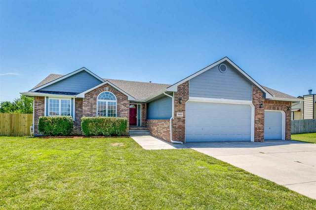 9403 E 43rd Cir N, Wichita, KS 67226 (MLS #581019) :: Graham Realtors
