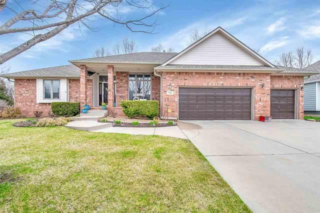 7922 W Meadow Pass Cir, Wichita, KS 67205 (MLS #581040) :: Lange Real Estate