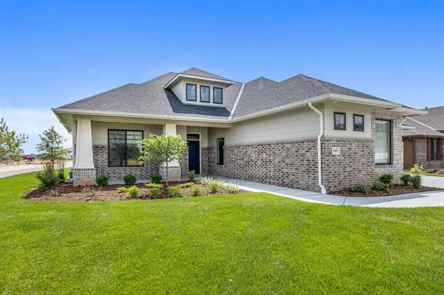 5403 W 26th Ct N, Wichita, KS 67205 (MLS #581052) :: Keller Williams Hometown Partners