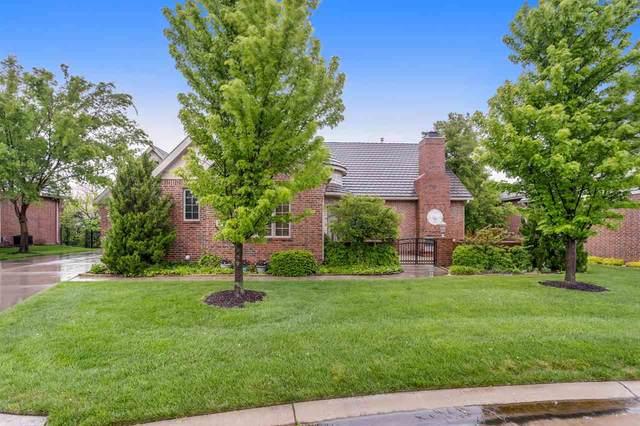 9231 E Wilson Estates Ct, Wichita, KS 67206 (MLS #581092) :: Graham Realtors