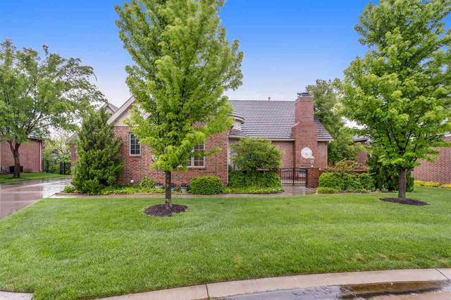 9231 E Wilson Estates Ct, Wichita, KS 67206 (MLS #581092) :: Keller Williams Hometown Partners