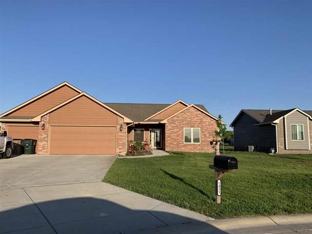 1435 Main St, Halstead, KS 67056 (MLS #581100) :: Graham Realtors