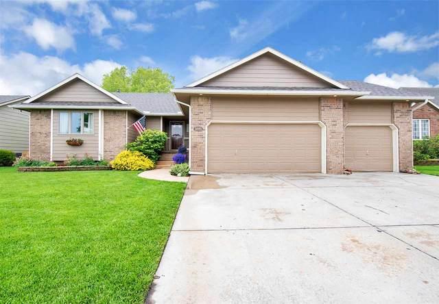 14919 W Lynndale, Wichita, KS 67215 (MLS #581131) :: Lange Real Estate