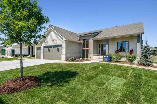 2821 N Bracken St., Wichita, KS 67226 (MLS #581154) :: On The Move