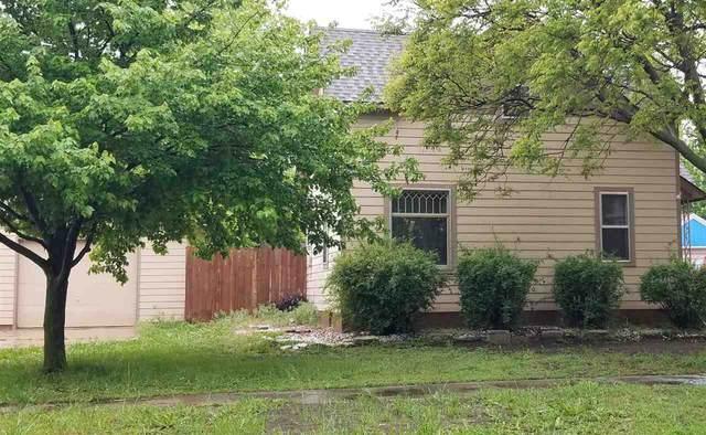 201 S Birch St, Hillsboro, KS 67063 (MLS #581155) :: Lange Real Estate