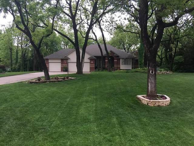 7120 S Mark Twain Dr, Derby, KS 67037 (MLS #581174) :: Lange Real Estate